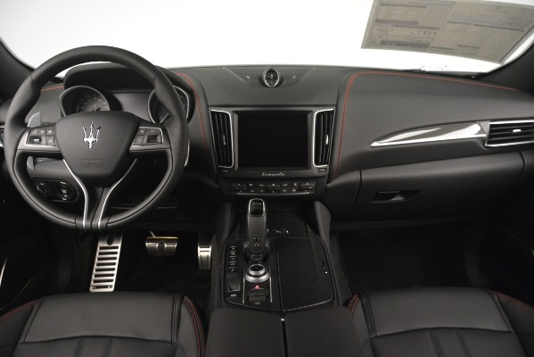 New 2019 Maserati Levante S Q4 GranSport for sale $103,440 at Pagani of Greenwich in Greenwich CT 06830 16