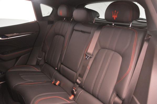 New 2019 Maserati Levante S Q4 GranSport for sale $103,440 at Pagani of Greenwich in Greenwich CT 06830 18