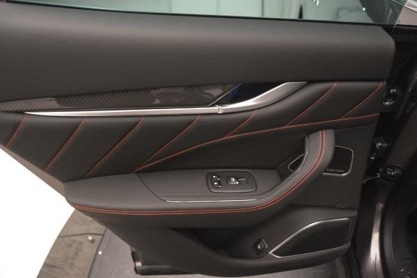 New 2019 Maserati Levante S Q4 GranSport for sale $103,440 at Pagani of Greenwich in Greenwich CT 06830 21