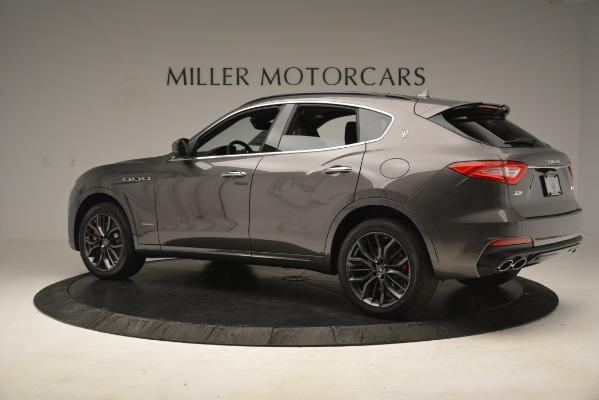 New 2019 Maserati Levante S Q4 GranSport for sale $103,440 at Pagani of Greenwich in Greenwich CT 06830 4