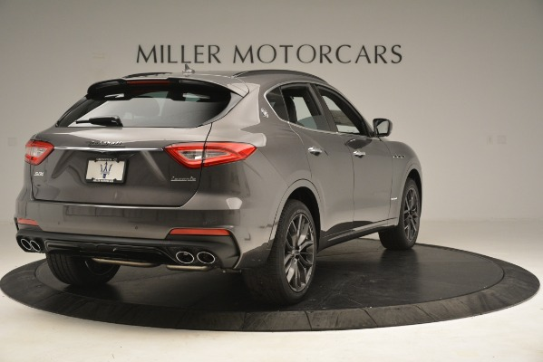 New 2019 Maserati Levante S Q4 GranSport for sale Sold at Pagani of Greenwich in Greenwich CT 06830 7