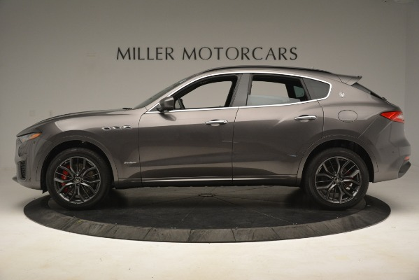 New 2019 Maserati Levante S Q4 GranSport for sale Sold at Pagani of Greenwich in Greenwich CT 06830 3