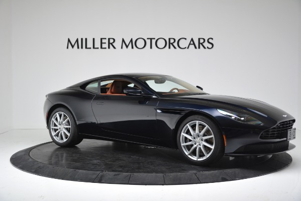 New 2019 Aston Martin DB11 V8 for sale Sold at Pagani of Greenwich in Greenwich CT 06830 10