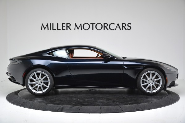 New 2019 Aston Martin DB11 V8 for sale Sold at Pagani of Greenwich in Greenwich CT 06830 9