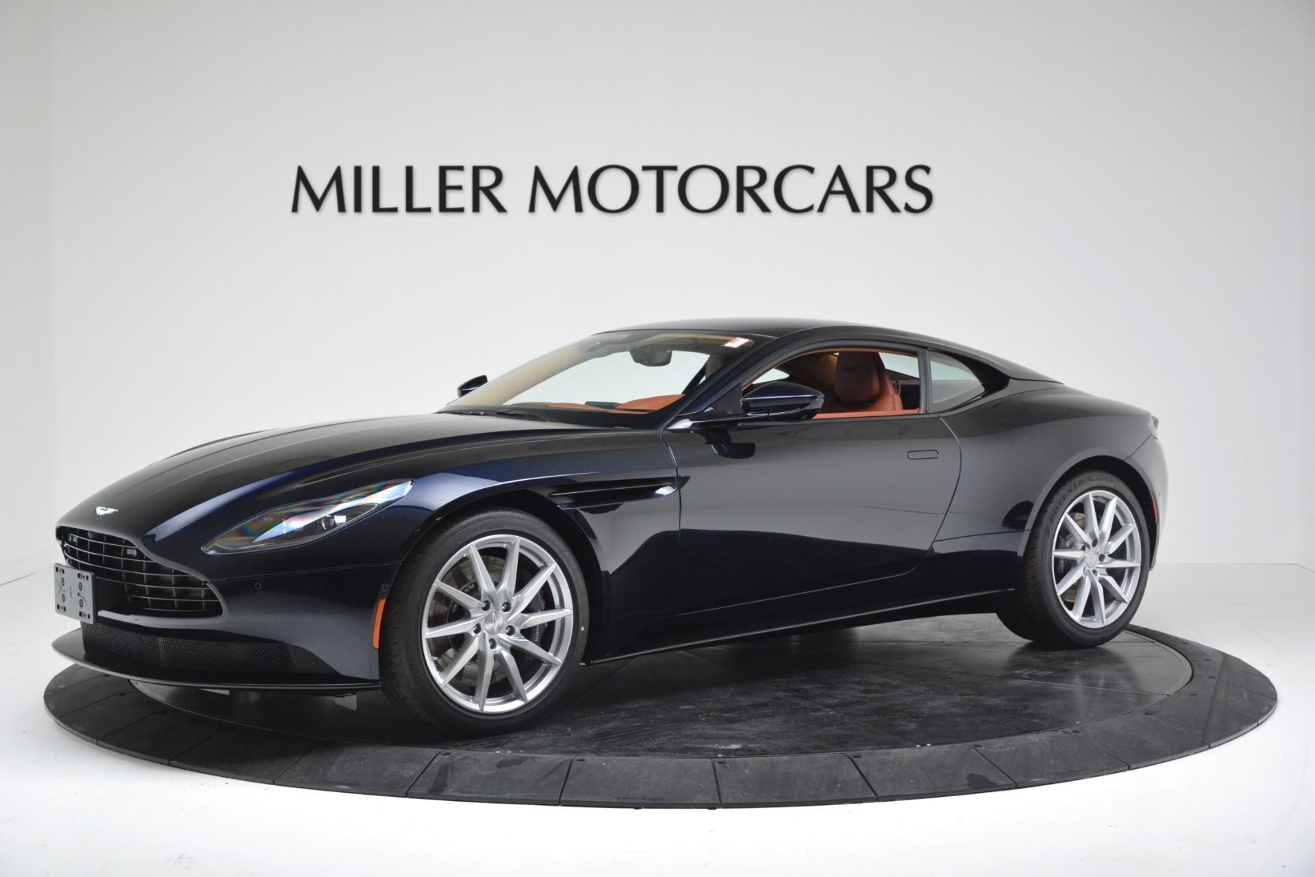 New 2019 Aston Martin DB11 V8 for sale Sold at Pagani of Greenwich in Greenwich CT 06830 1