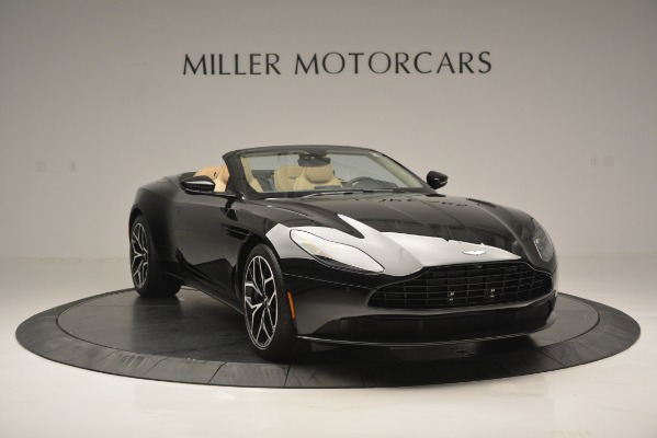 New 2019 Aston Martin DB11 V8 Convertible for sale Sold at Pagani of Greenwich in Greenwich CT 06830 11