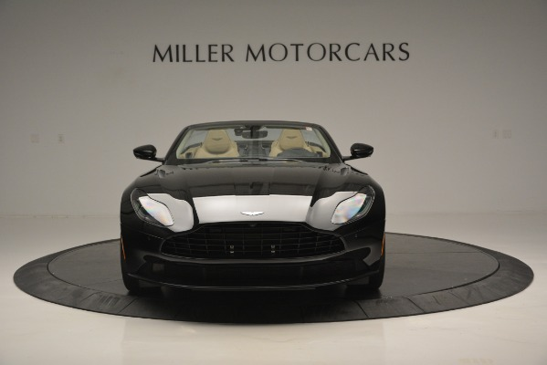 New 2019 Aston Martin DB11 V8 Convertible for sale Sold at Pagani of Greenwich in Greenwich CT 06830 12
