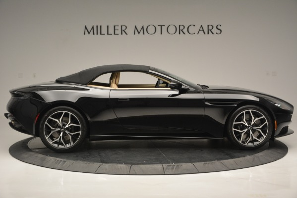 New 2019 Aston Martin DB11 V8 Convertible for sale Sold at Pagani of Greenwich in Greenwich CT 06830 16