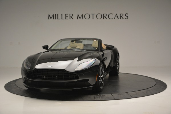 New 2019 Aston Martin DB11 V8 Convertible for sale Sold at Pagani of Greenwich in Greenwich CT 06830 2