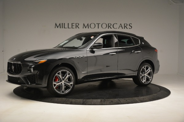 New 2019 Maserati Levante S Q4 GranSport for sale Sold at Pagani of Greenwich in Greenwich CT 06830 2