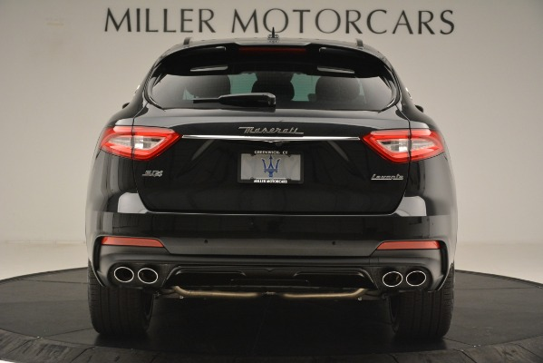 New 2019 Maserati Levante S Q4 GranSport for sale Sold at Pagani of Greenwich in Greenwich CT 06830 6