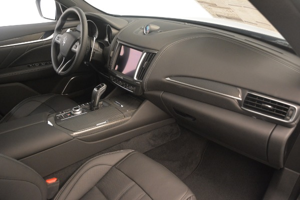 New 2019 Maserati Levante S Q4 GranSport for sale Sold at Pagani of Greenwich in Greenwich CT 06830 22