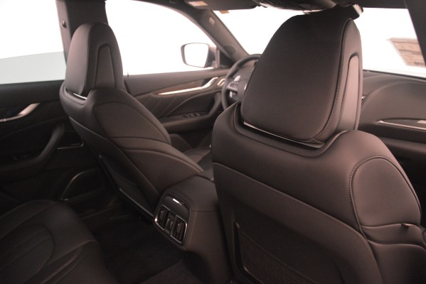 New 2019 Maserati Levante S Q4 GranSport for sale Sold at Pagani of Greenwich in Greenwich CT 06830 28