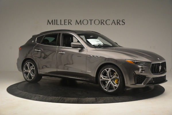 New 2019 Maserati Levante S Q4 GranSport for sale $104,840 at Pagani of Greenwich in Greenwich CT 06830 10