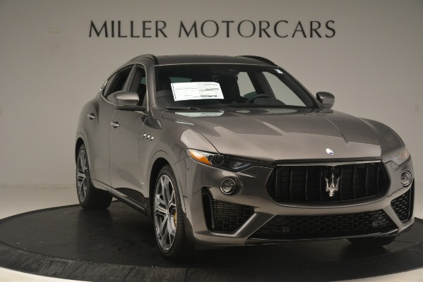 New 2019 Maserati Levante S Q4 GranSport for sale $104,840 at Pagani of Greenwich in Greenwich CT 06830 11