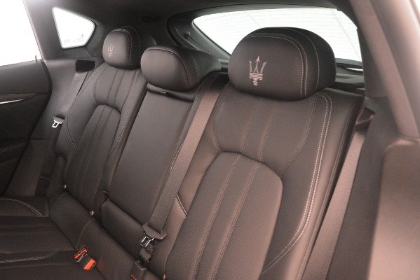 New 2019 Maserati Levante S Q4 GranSport for sale $104,840 at Pagani of Greenwich in Greenwich CT 06830 18