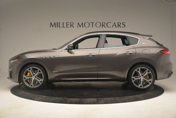 New 2019 Maserati Levante S Q4 GranSport for sale $104,840 at Pagani of Greenwich in Greenwich CT 06830 3