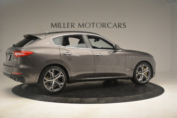 New 2019 Maserati Levante S Q4 GranSport for sale $104,840 at Pagani of Greenwich in Greenwich CT 06830 8