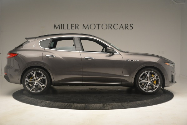 New 2019 Maserati Levante S Q4 GranSport for sale $104,840 at Pagani of Greenwich in Greenwich CT 06830 9