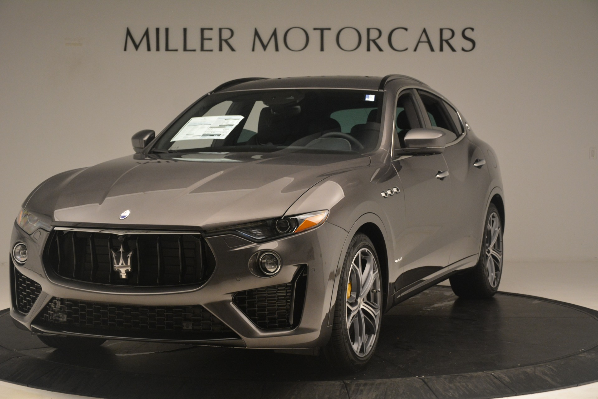 New 2019 Maserati Levante S Q4 GranSport for sale $104,840 at Pagani of Greenwich in Greenwich CT 06830 1