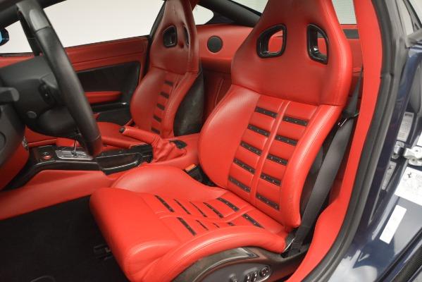 Used 2008 Ferrari 599 GTB Fiorano for sale Sold at Pagani of Greenwich in Greenwich CT 06830 15