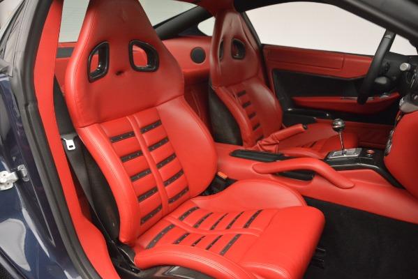 Used 2008 Ferrari 599 GTB Fiorano for sale Sold at Pagani of Greenwich in Greenwich CT 06830 19