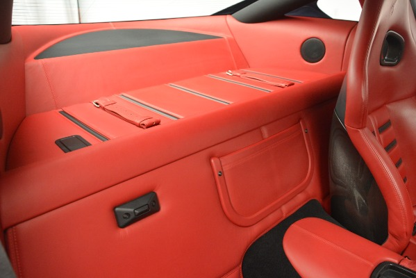 Used 2008 Ferrari 599 GTB Fiorano for sale Sold at Pagani of Greenwich in Greenwich CT 06830 21