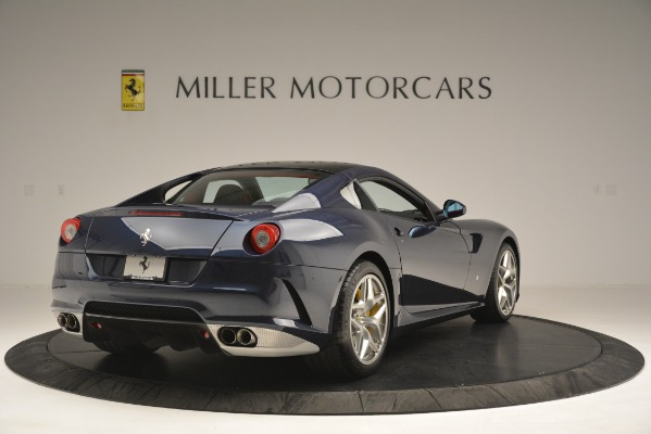 Used 2008 Ferrari 599 GTB Fiorano for sale Sold at Pagani of Greenwich in Greenwich CT 06830 7