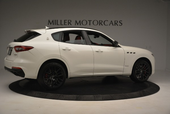 New 2019 Maserati Levante S Q4 GranSport for sale Sold at Pagani of Greenwich in Greenwich CT 06830 8