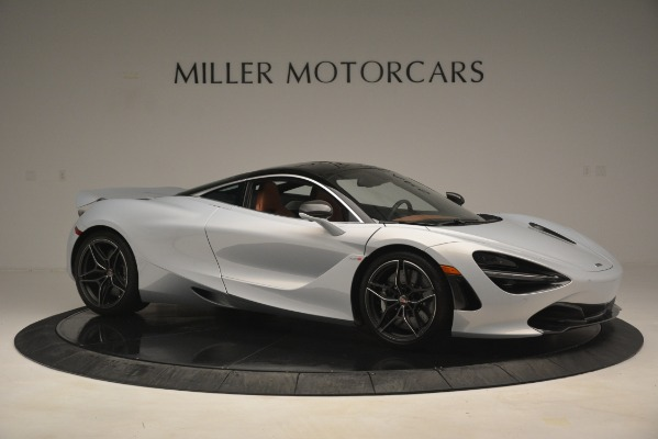 Used 2018 McLaren 720S Coupe for sale Sold at Pagani of Greenwich in Greenwich CT 06830 10