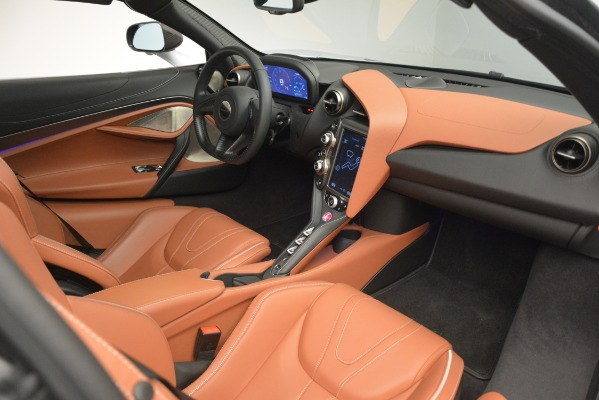 Used 2018 McLaren 720S Coupe for sale Sold at Pagani of Greenwich in Greenwich CT 06830 18