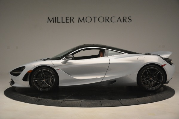 Used 2018 McLaren 720S Coupe for sale Sold at Pagani of Greenwich in Greenwich CT 06830 3