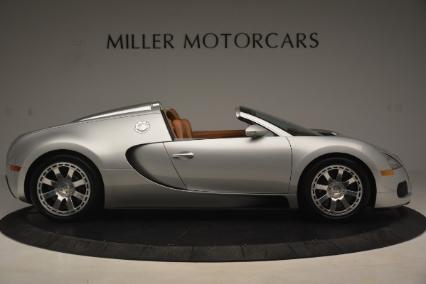 Used 2010 Bugatti Veyron 16.4 Grand Sport for sale Sold at Pagani of Greenwich in Greenwich CT 06830 10