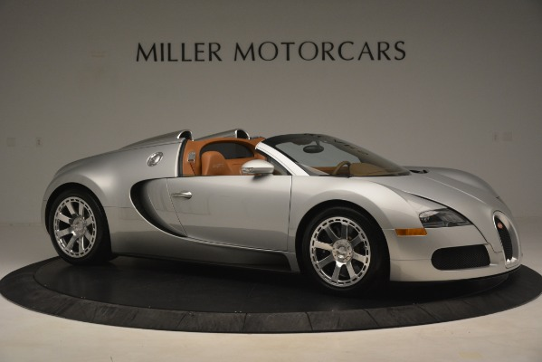 Used 2010 Bugatti Veyron 16.4 Grand Sport for sale Sold at Pagani of Greenwich in Greenwich CT 06830 11