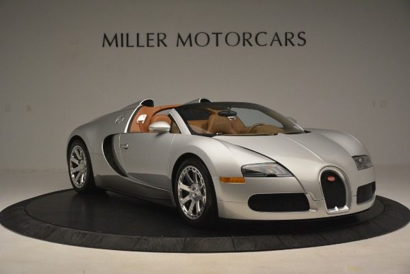 Used 2010 Bugatti Veyron 16.4 Grand Sport for sale Sold at Pagani of Greenwich in Greenwich CT 06830 12