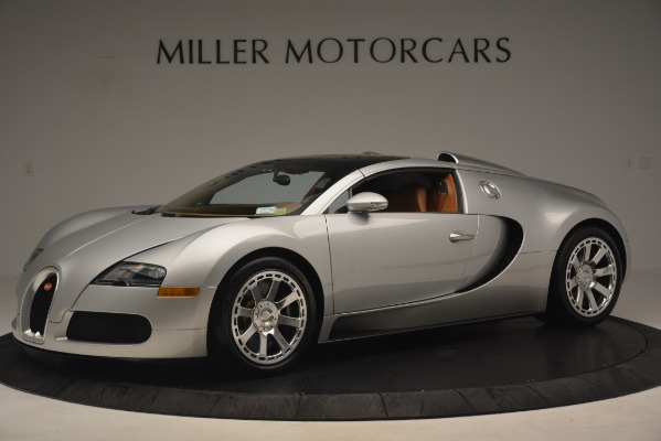 Used 2010 Bugatti Veyron 16.4 Grand Sport for sale Sold at Pagani of Greenwich in Greenwich CT 06830 13