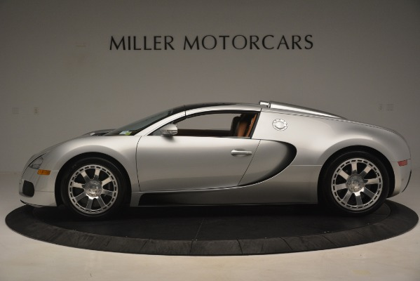 Used 2010 Bugatti Veyron 16.4 Grand Sport for sale Sold at Pagani of Greenwich in Greenwich CT 06830 14