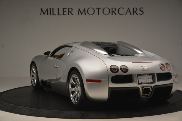 Used 2010 Bugatti Veyron 16.4 Grand Sport for sale Sold at Pagani of Greenwich in Greenwich CT 06830 15