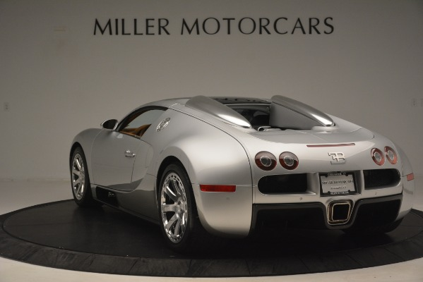 Used 2010 Bugatti Veyron 16.4 Grand Sport for sale Sold at Pagani of Greenwich in Greenwich CT 06830 16