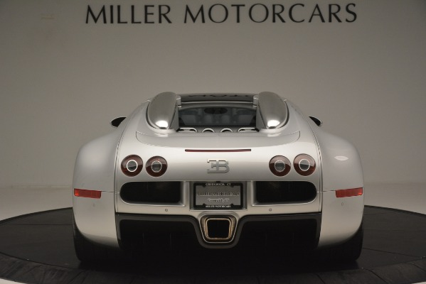 Used 2010 Bugatti Veyron 16.4 Grand Sport for sale Sold at Pagani of Greenwich in Greenwich CT 06830 17