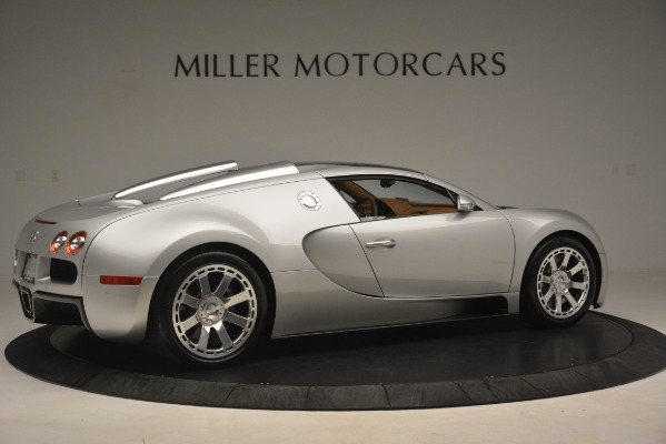 Used 2010 Bugatti Veyron 16.4 Grand Sport for sale Sold at Pagani of Greenwich in Greenwich CT 06830 18