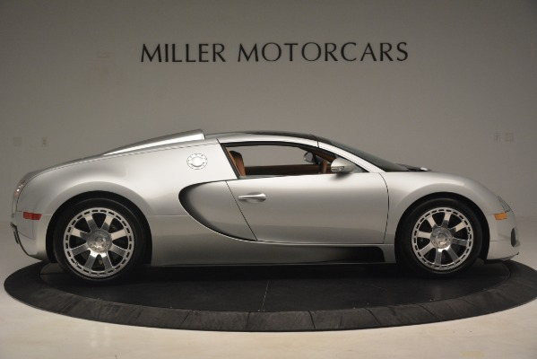 Used 2010 Bugatti Veyron 16.4 Grand Sport for sale Sold at Pagani of Greenwich in Greenwich CT 06830 19