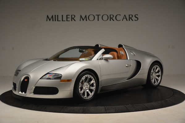 Used 2010 Bugatti Veyron 16.4 Grand Sport for sale Sold at Pagani of Greenwich in Greenwich CT 06830 2