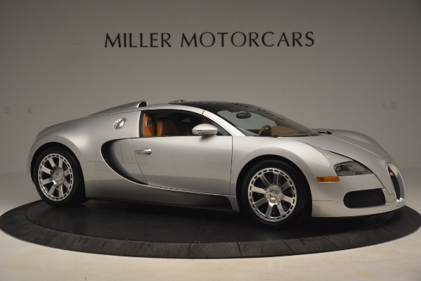 Used 2010 Bugatti Veyron 16.4 Grand Sport for sale Sold at Pagani of Greenwich in Greenwich CT 06830 20