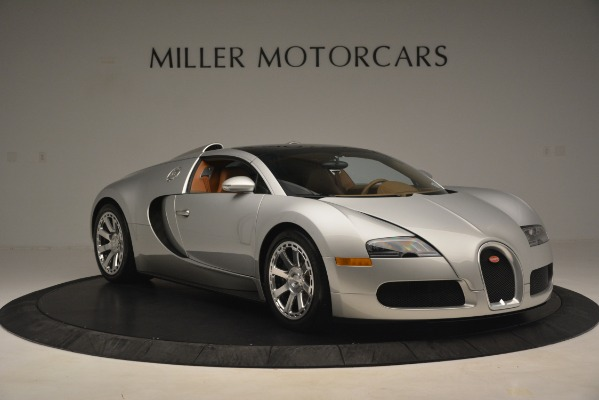 Used 2010 Bugatti Veyron 16.4 Grand Sport for sale Sold at Pagani of Greenwich in Greenwich CT 06830 21