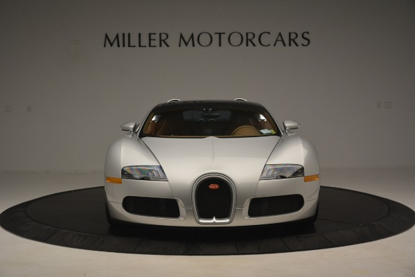 Used 2010 Bugatti Veyron 16.4 Grand Sport for sale Sold at Pagani of Greenwich in Greenwich CT 06830 22