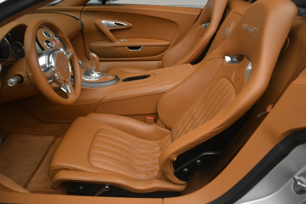 Used 2010 Bugatti Veyron 16.4 Grand Sport for sale Sold at Pagani of Greenwich in Greenwich CT 06830 24