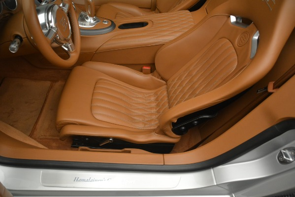Used 2010 Bugatti Veyron 16.4 Grand Sport for sale Sold at Pagani of Greenwich in Greenwich CT 06830 27
