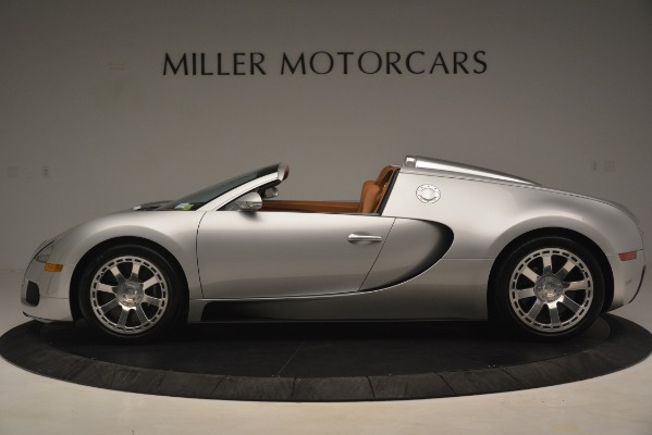 Used 2010 Bugatti Veyron 16.4 Grand Sport for sale Sold at Pagani of Greenwich in Greenwich CT 06830 4