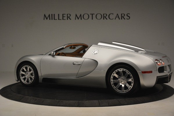 Used 2010 Bugatti Veyron 16.4 Grand Sport for sale Sold at Pagani of Greenwich in Greenwich CT 06830 5